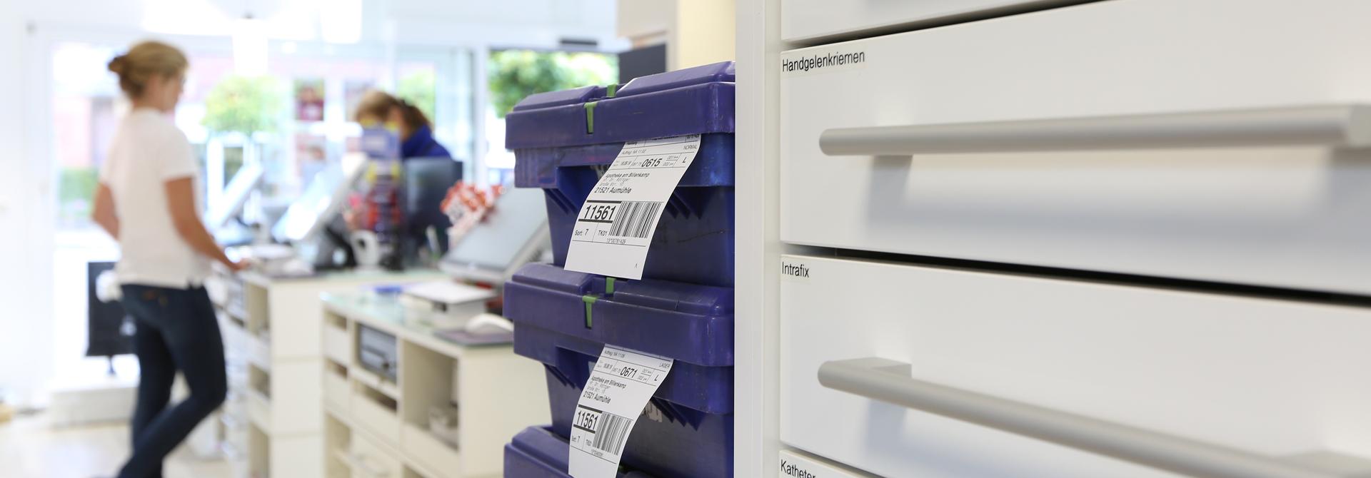Apotheke am Billenkamp, Große Straße 10 21521 Aumühle, Dr. Thomas Röttger, Beratung, Kompetenz, Service.